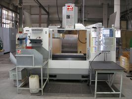 CNC vertical machining center  VF 3 (Haas)